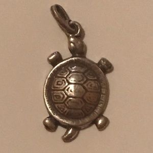 Jewelry - Metal Turtle Pendant